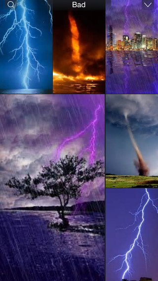 Thunderstorm Wallpapers HD – Amazing Lighting Strong Thunder Wind Cloud Weathers Backgrounds and Pic