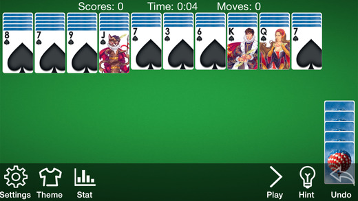 AA Ace Spider Solitaire - Classic Card Blitz Game