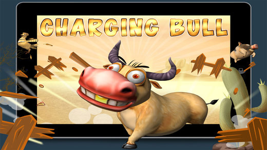 Charging Bull - A New Addictive Style of Gameplay