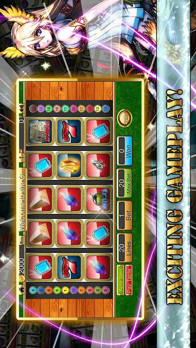 `` Amazing Lucky Lady Slots - New High 5 Roller Casino Machine PRO