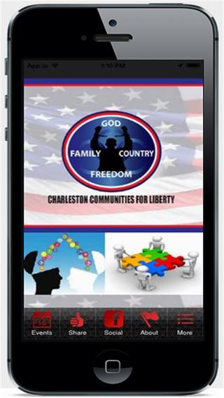 Charleston Communities For Liberty