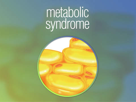 Metabolic syndrome iPad Screenshot 1