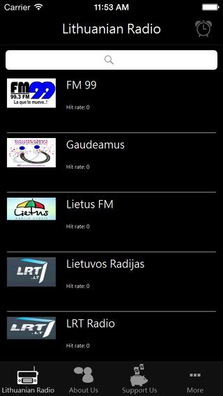 Lithuanian Radio - Lietuvos radijo