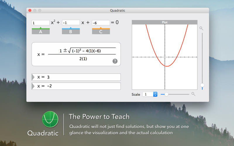 Quadratic Screenshot - 1