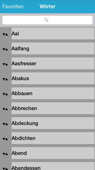 Deutsch-Griechisch Wörterbuch