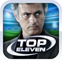 Top Eleven - Be a soccer manager - iOS Store App Ranking and App Store Stats