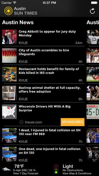 Austin Sun Times