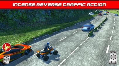 Screenshots of Bike Traffic Race Mania a Real Endless Road Racing Run Game for iPhone