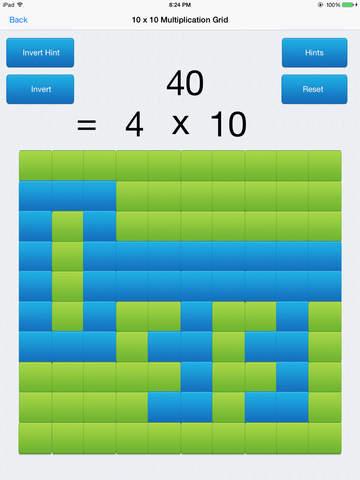 Multiplication Visualized