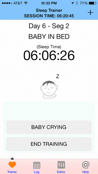 Baby Sleep Trainer