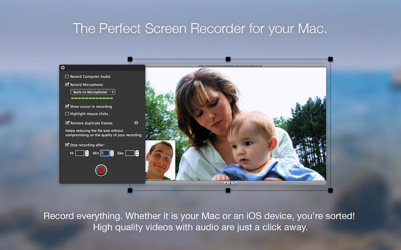 Voila: Screen Recorder and Screen Capture Tool Screenshots