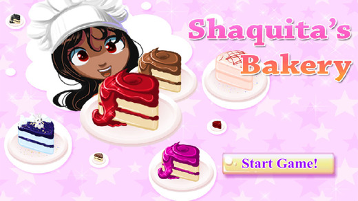 Cake Bakery Starring Shaquita