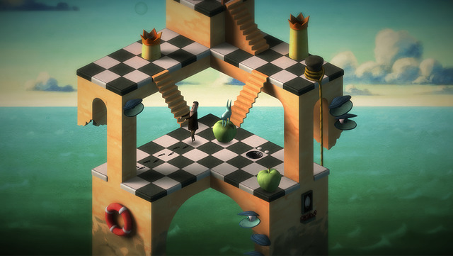 Free Today : 'Monument Valley'-Esque Puzzler 'Back to Bed'