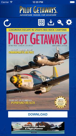 Pilot Getaways - Adventure Travel for Aviators