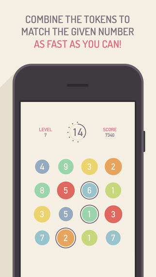 GREG - A Mathematical Puzzle Game To Train Your Brain Skills Screenshots