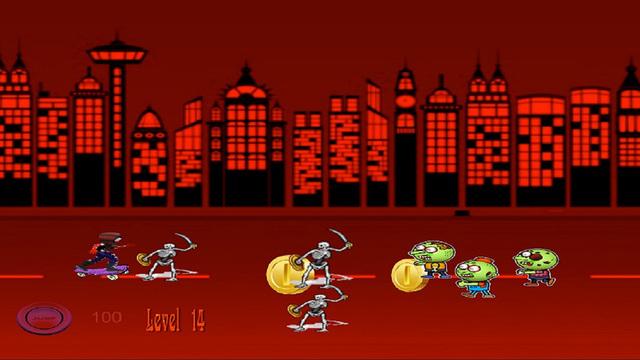 Skylar Skater Vs Zombies