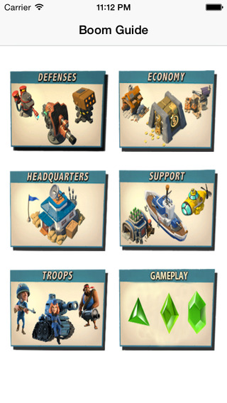 Guide for Boom Beach - Strategy Guide Tips More