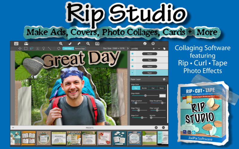 Rip Studio Screenshots