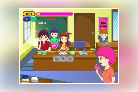 Classroom Love screenshot 1