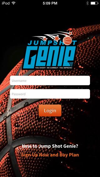 Jump Shot Genie™