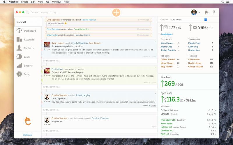 Nutshell Screenshot - 1