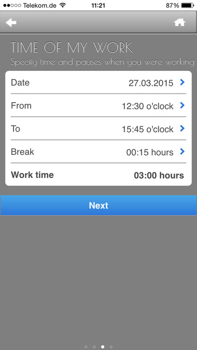 Blue Ant iPhone Screenshot 3