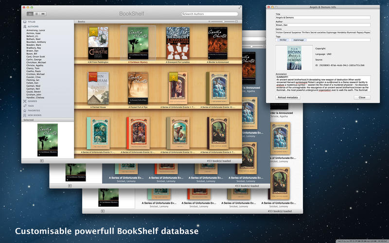 BookReaderLite Screenshot