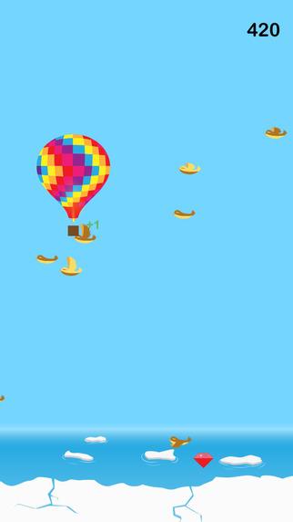 Balloon Ride - An Adventure With Birds