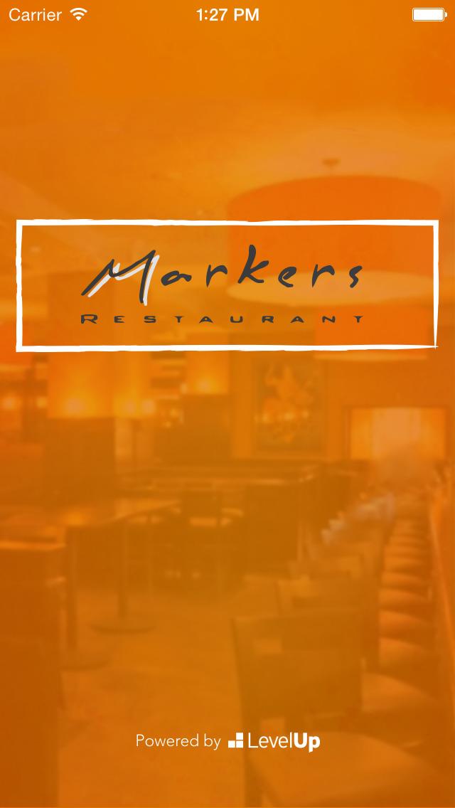 Markers Restaurant screenshot