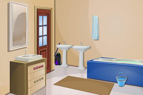 Super Clean House Escape screenshot 2