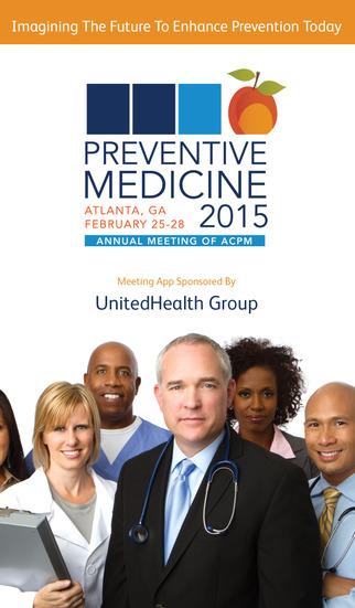 Preventive Medicine 2015