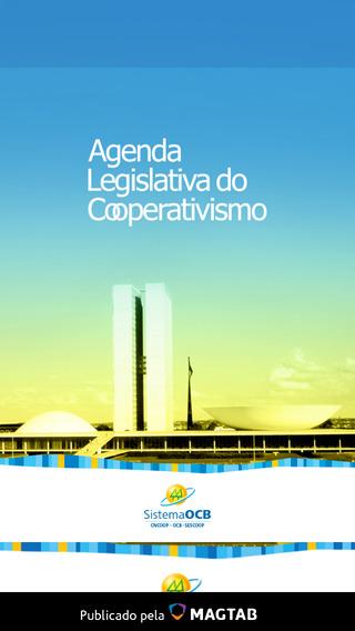 Agenda Leg. do Cooperativismo