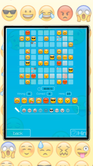 Amazing Emoji Sudoku Collection - Free