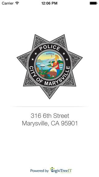 Marysville PD