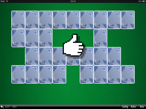 Solitaire Card Games iPad Screenshot 3
