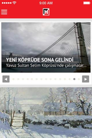 Hürriyet - Son Dakika Haber screenshot 1