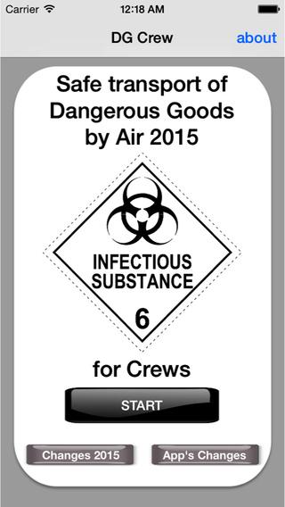 DG for Crews 2015