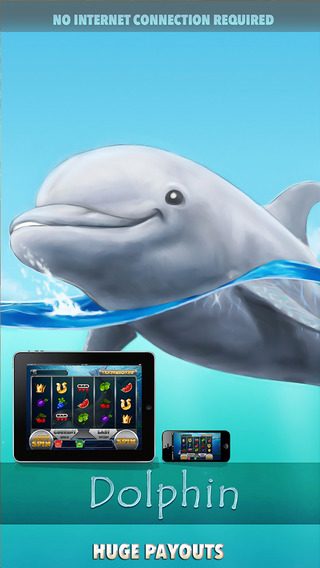 Dolphin Sea Of Cash Slots - FREE Slot Game A Solitaire Mobility Casino Machine
