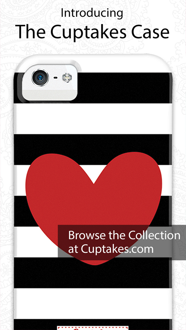 Cuptakes - wallpapers for the girly girls