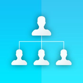 OrgChart - Organization Chart LOGO-APP點子