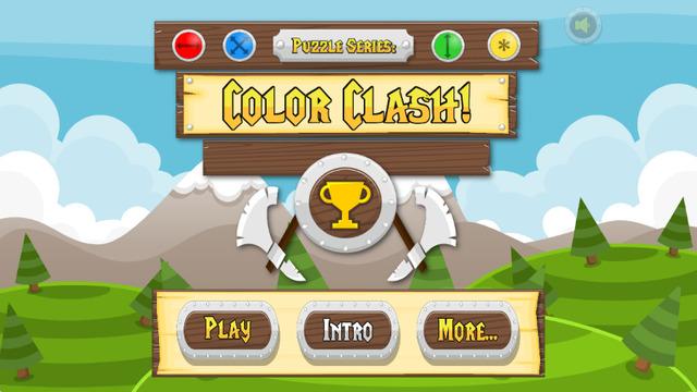 Color Clash Match 3