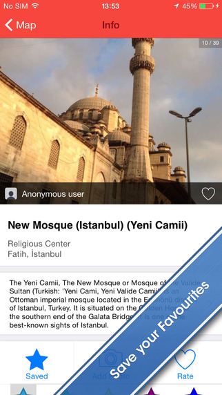 Istanbul Travel Guide and Offline City Map