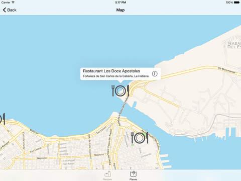 Cuban Recipes - Seafood - HD iPad Screenshot 4