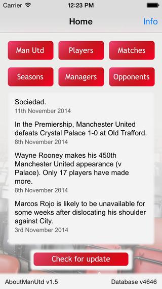 About Man Utd : the stats and facts for Manchester United 1886-Today