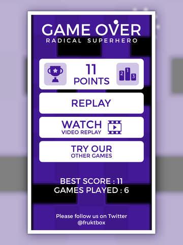玩免費遊戲APP|下載Radical Superhero app不用錢|硬是要APP