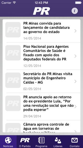 PR Minas