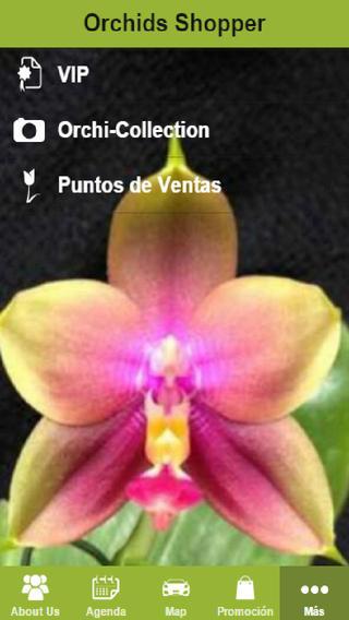 Orchids Shopper