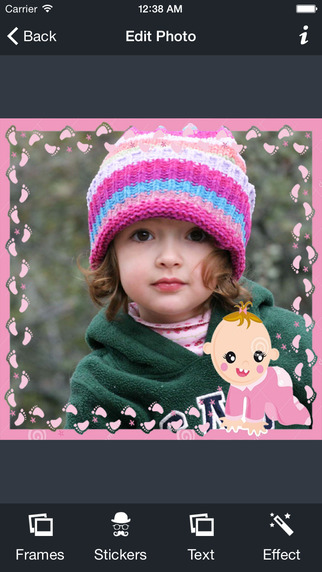 Lovely Photos - For your beloved baby become beautiful and sparkling like an Angel