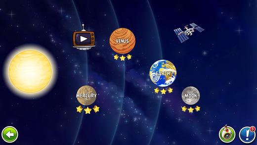 Angry Birds Space - 愤怒的小鸟太空版[iOS]丨反斗限免
