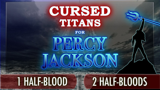 Cursed Titans for Percy Jackson